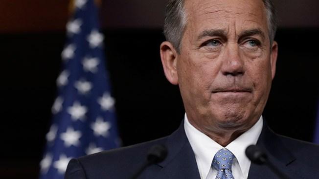 Boehner: reforma no está muerta