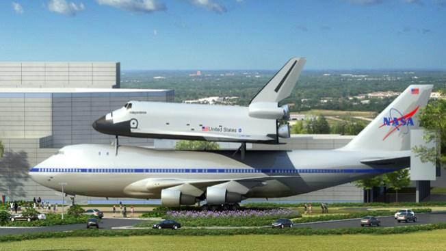 Llegará imponente exposición a la NASA