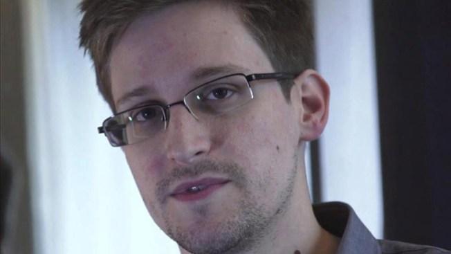 Snowden critica vigilancia electrónica