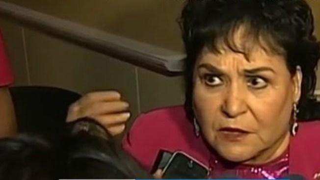 Carmen Salinas hace trizas a todos