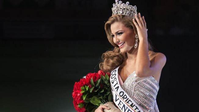 Miss Venezuela:  Migbelis Castellano