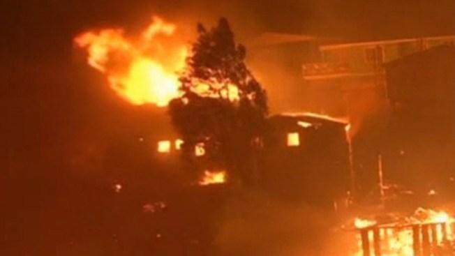 Ya son 15 los muertos en Valparaíso