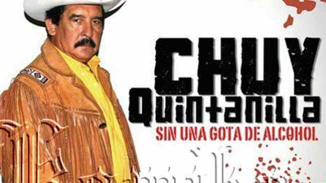 La muerte de Chuy Quintanilla