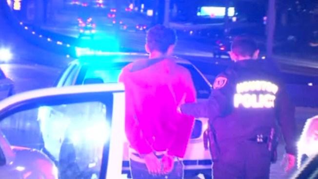 Arrestan supuesto conductor borracho