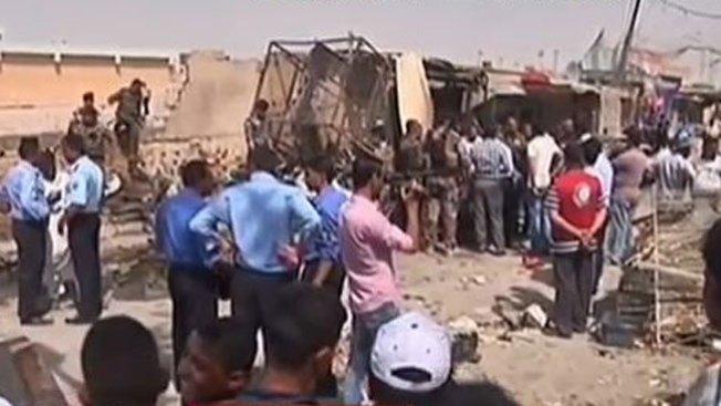 Obama sopesa tomar acción en Irak