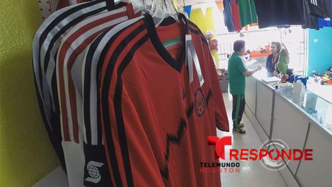 Incrementa venta de ropa deportiva falsa