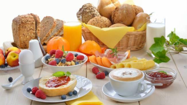 Sin desayuno, más riesgo de infarto