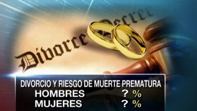 Casarse es sentencia de muerte