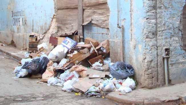 Cámaras grabarán a quienes tiren basura