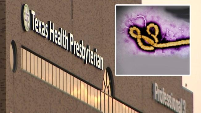 Confirman caso de ébola en Texas
