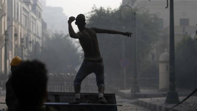Se pone fea la cosa en Egipto