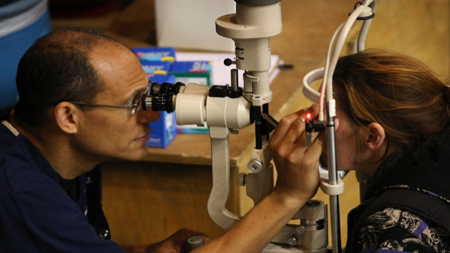 En agosto, exámenes de visión gratis