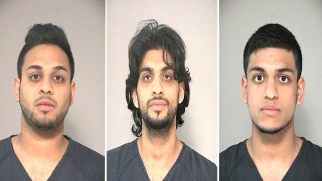 Arrestan 3 familiares en caso antidrogas