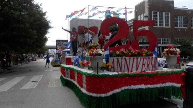 Telemundo celebra las fiestas patrias