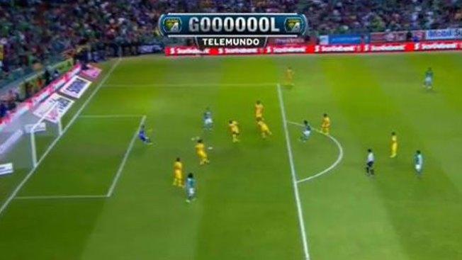 El partido: León 2 - América 0