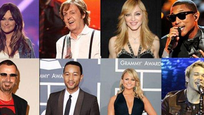 Así fueron los Premios Grammy 2014