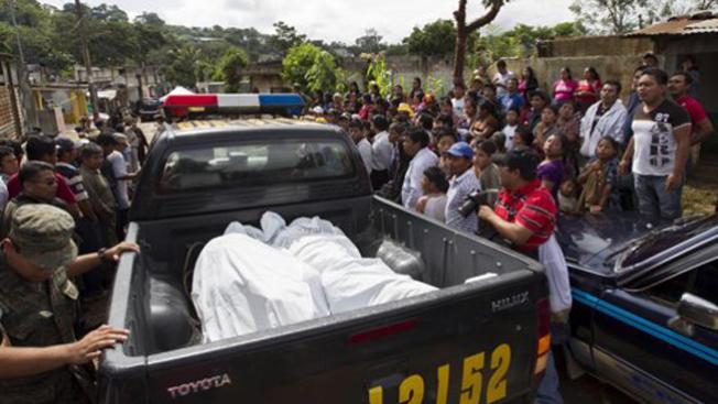 Pandilleros desatan pánico en Guatemala