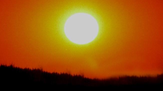Ola de calor afecta el área de Houston