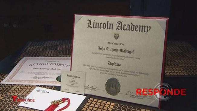 Cuidado con presuntos diplomas de High School