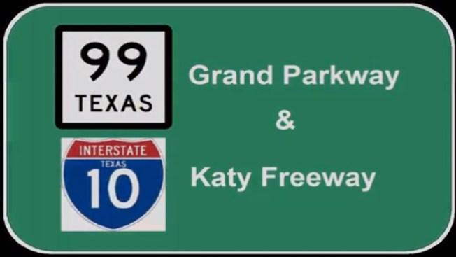 Cierran I-10 en cruce con Grand Parkway