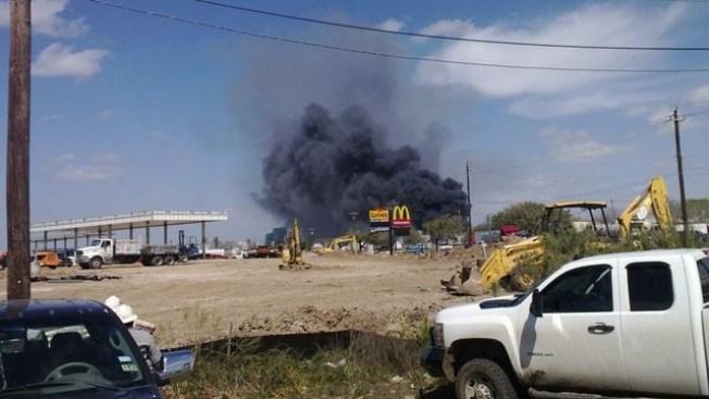 Explosión en planta química en Deer Park