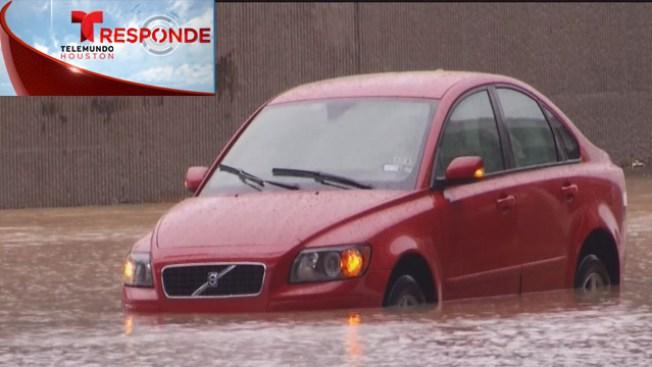¿Tiene cobertura de auto por inundaciones?