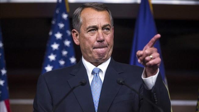 Boehner advierte que no habrá reforma