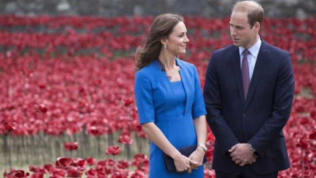 Kate y William esperan su segundo hijo