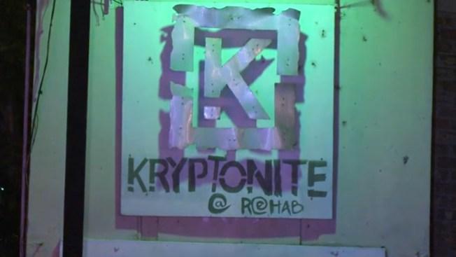 Buscan el cierre de bar Kriptonyte