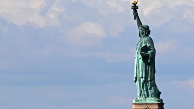Reabren la  Estatua de la Libertad