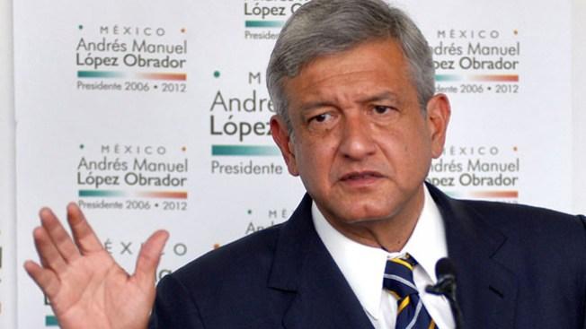 México: López Obrador buscará la presidencia