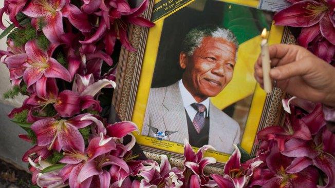 Mandela descansa para siempre en Qunu