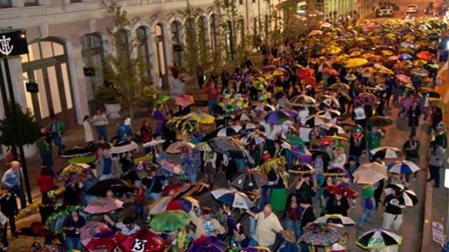 Galveston inaugura el Mardi Gras
