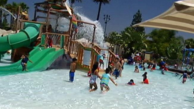 """De viaje por el parque acuático """"Splash"""""""