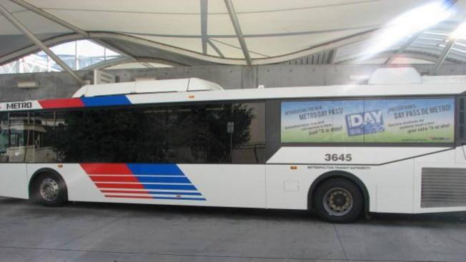 Choque con bus de Metro deja 8 heridos