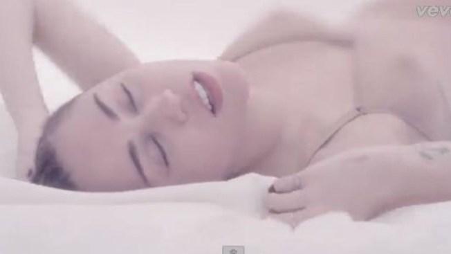 Miley Cyrus: ardiente en su nuevo video