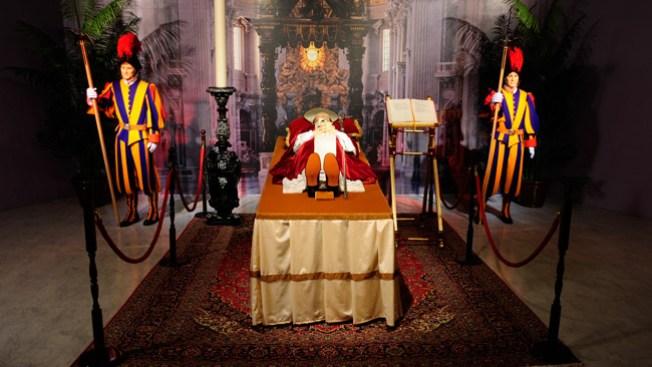 Homenajean a Juan Pablo II y Juan XXIII