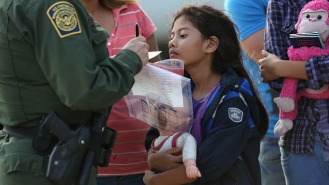 Houston No. 1 en recibir niños migrantes