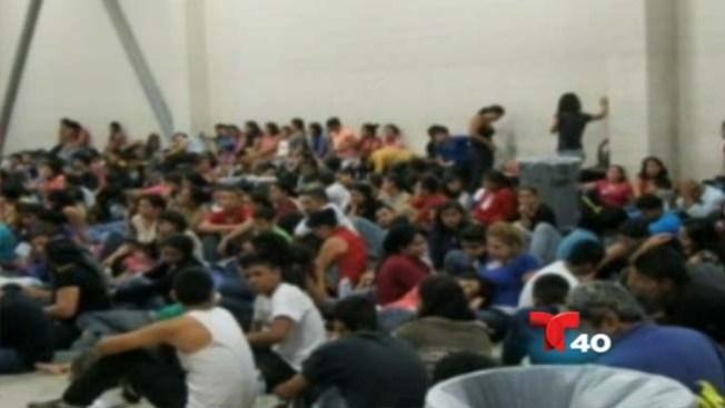 Piden frenar crisis en la frontera