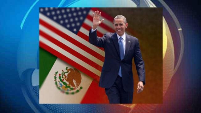 Obama tiene a México en su agenda