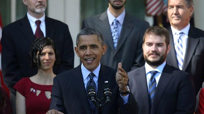 Obama reconoce caos en ley de seguros