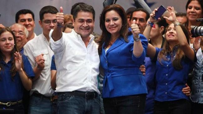Oficialista lidera en Honduras
