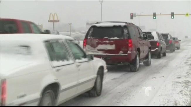 Ola de frío amenaza a medio país