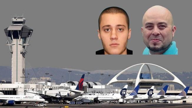 Alerta y angustia tras ataque en LAX