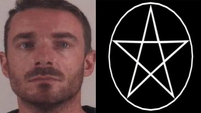 A hospital acusado de tallar pentagrama