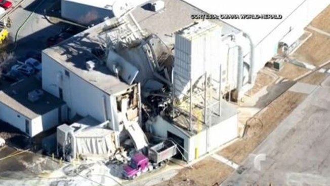 Explosión mortal en procesadora