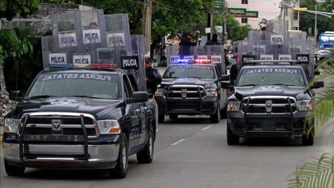 Iguala: 1,200 policías en la búsqueda