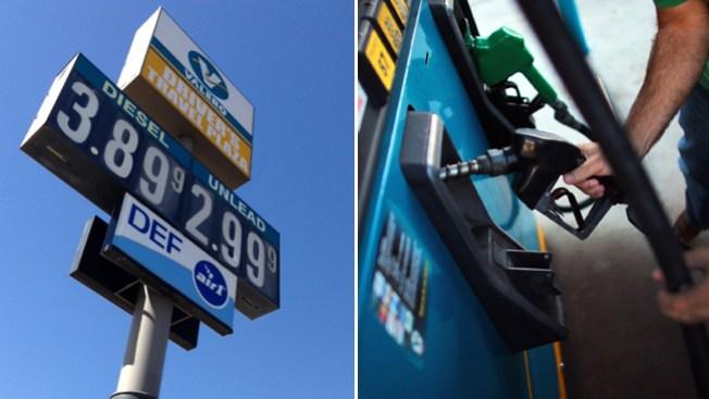 Sigue bajando el precio de la gasolina