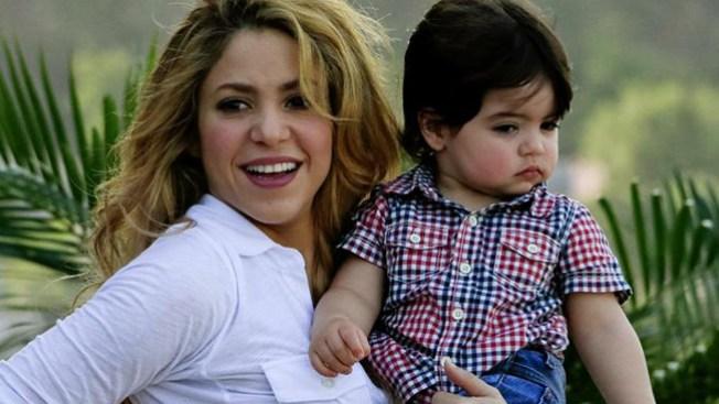 Shakira por primera vez en Colombia con Milan