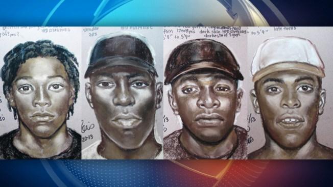 Los buscan por robo y asalto sexual